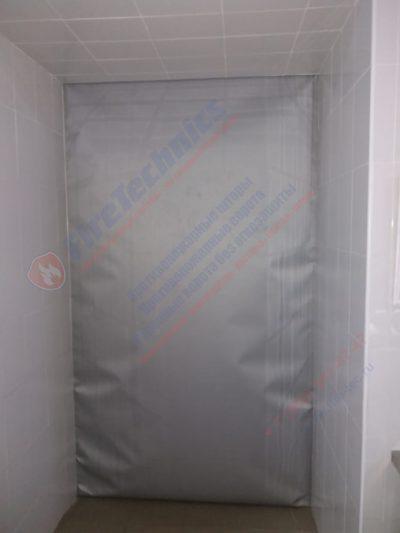 Противопожарные шторы FireTechnics EI90 без орошения водой